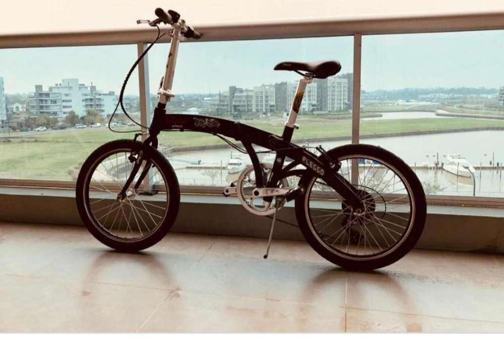 Bicicleta Olmo Pegable
