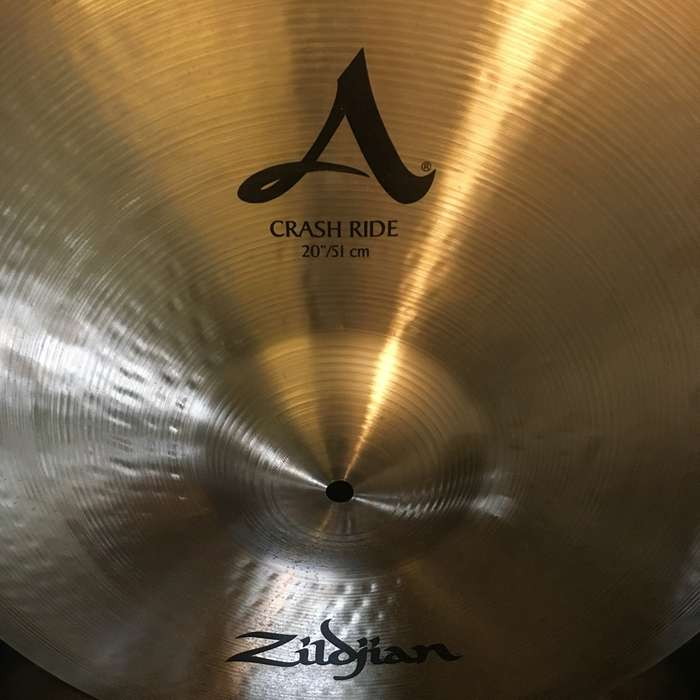 Platillo Zildjian A Crash Ride de 20'