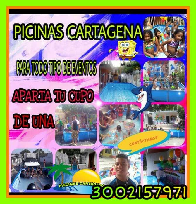 Piscinas Cartagena
