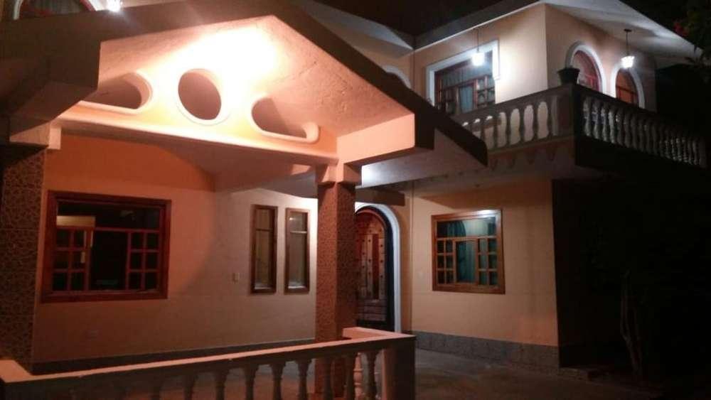 Rento Casa en San Pablo