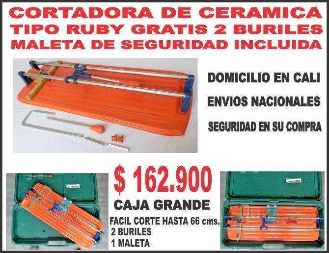 cortadora de cerámica corta baldosa Cortabaldosa Ceramica Tipo Corta Baldosa con maleta producto nuevo