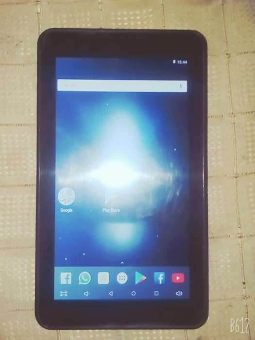 Vendo Tablet Impecable sin Detalles