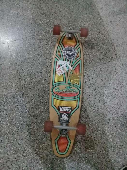 Longboard Woodo