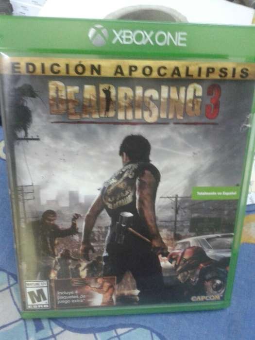 Juego Xbox One Vendo Ó Permuto
