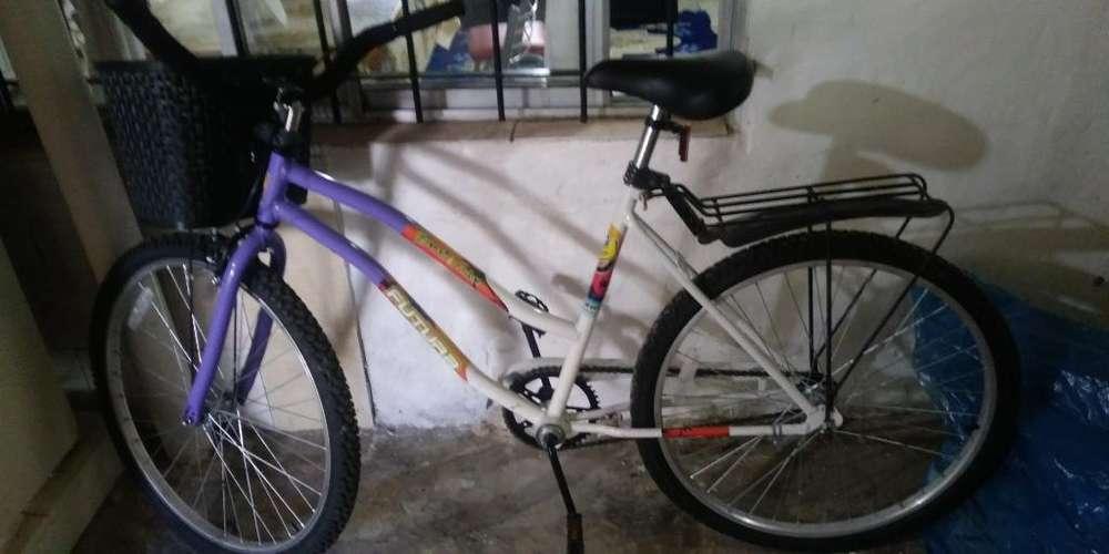 Bici de Dama Rodado 26