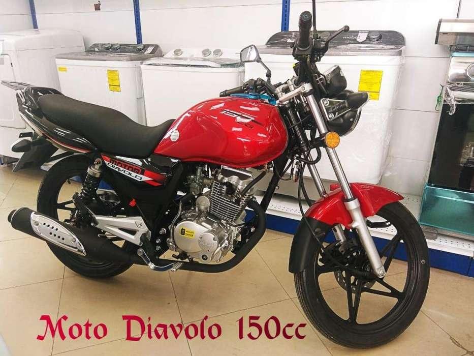 MOTO DIAVOLO 150 CC OFERTA CHIMASA S.A.