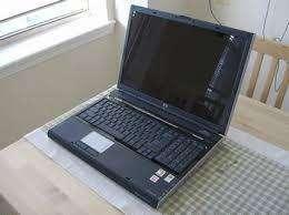 laptop hp pavilion dv8000