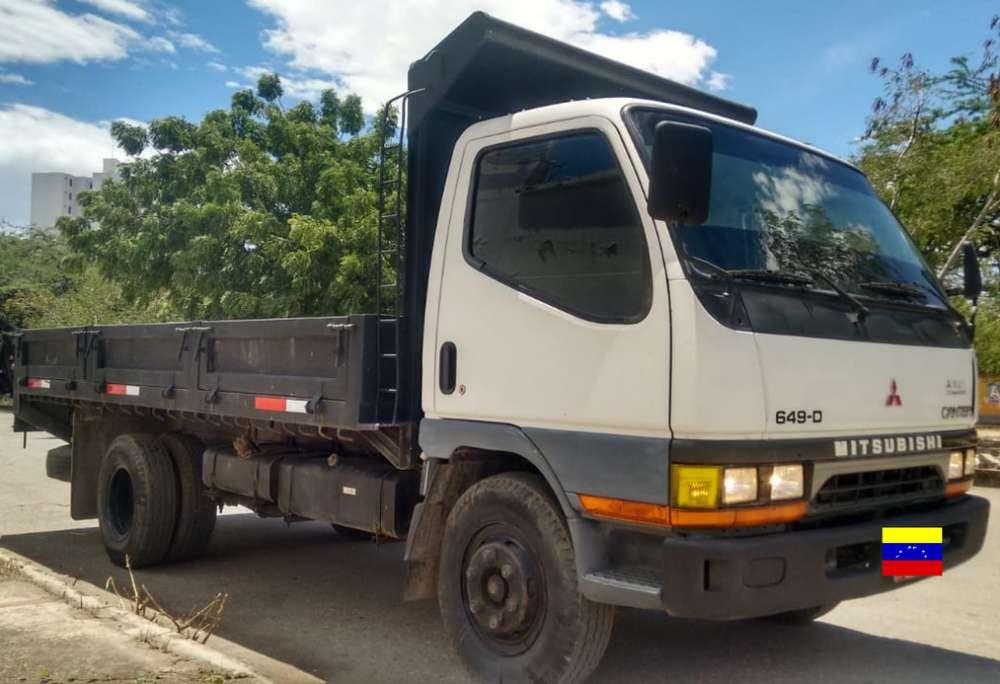 Camion Mitsubishi Canter Modelo 2008 3,5 toneladas chasis largo (WhatsApp 3223086402)