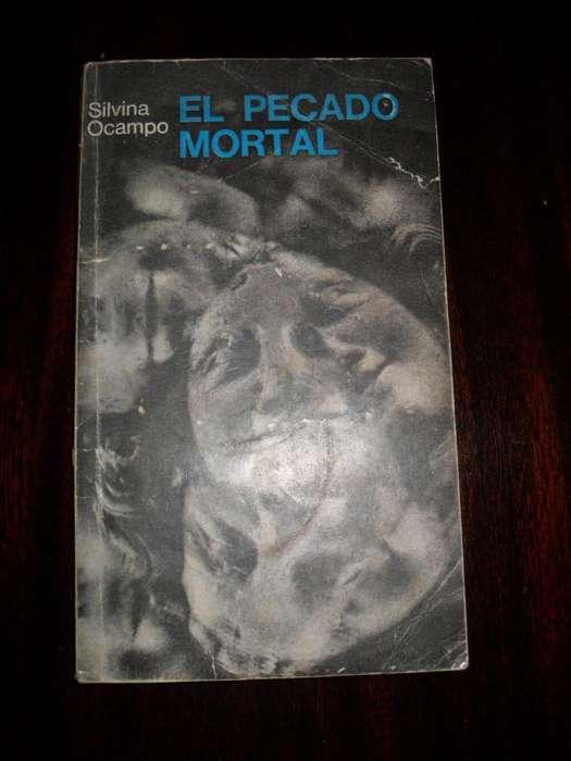 EL PECADO MORTAL SILVINA OCAMPO 130 PAGINAS 1966 EUDEBA
