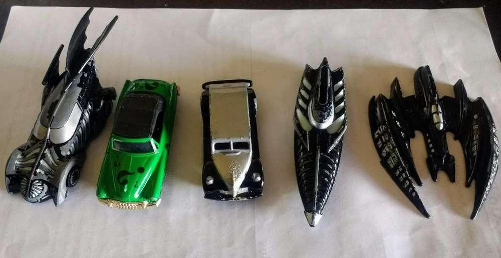 Batman Forever vehículos