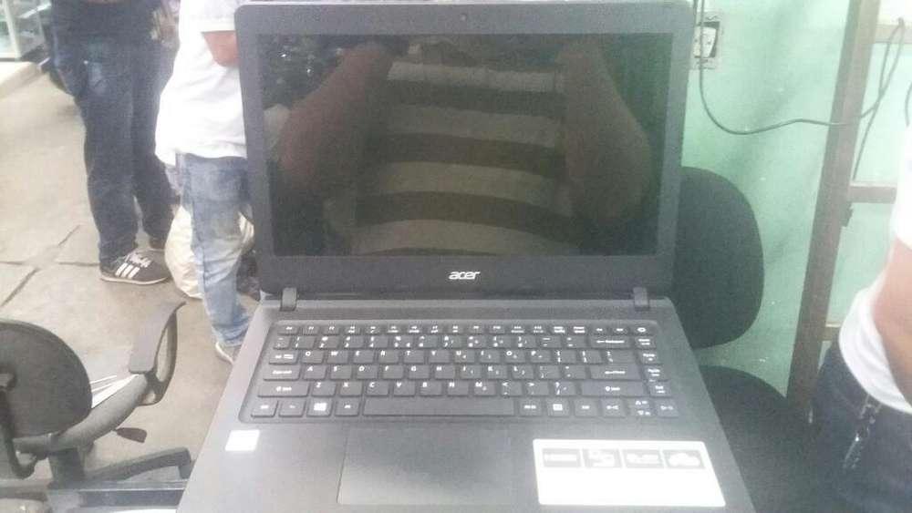 Portatil Acer Celeron de 6ta 4gb 500gb