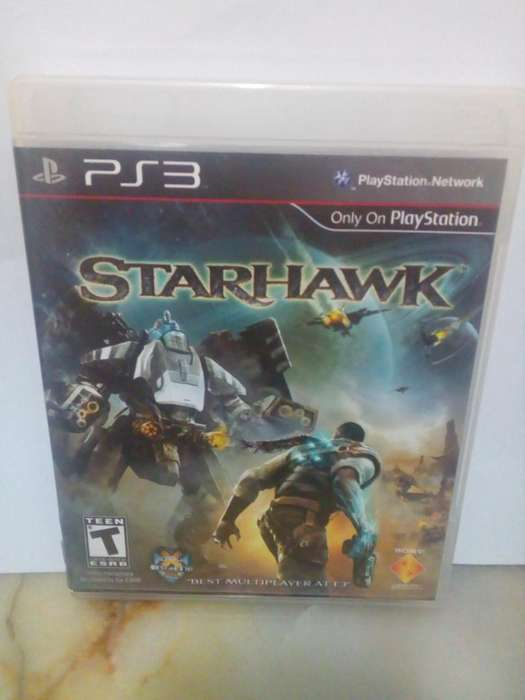 Starhawk Play Station 3 PS3 Juego Insertcoin