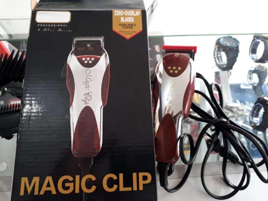 Maquina de Peluqueria Magic Clip Nueva