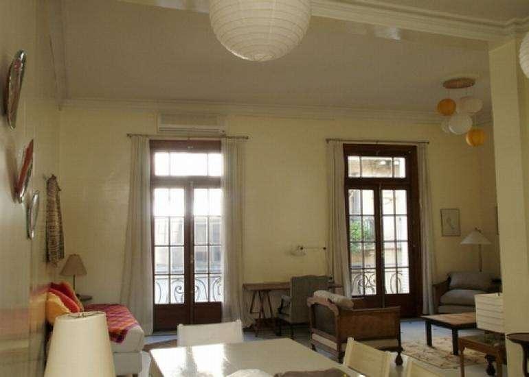 Alquiler Temporario 3 Ambientes, Tres Sargentos y Alem, Retiro.