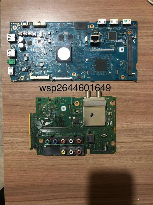 Placa madre Sony Kdl-60w855b