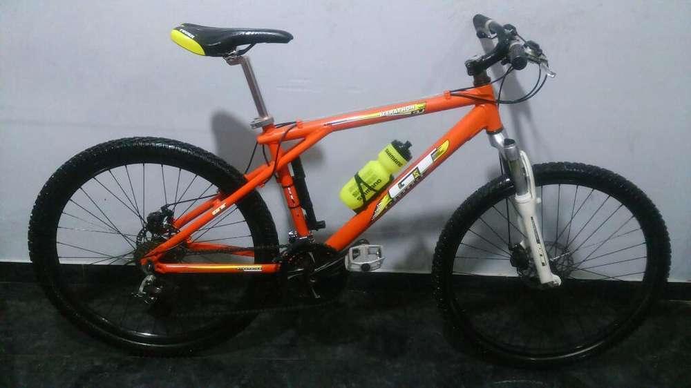 Vendo Bicicletas de Aluminio Rodado 26