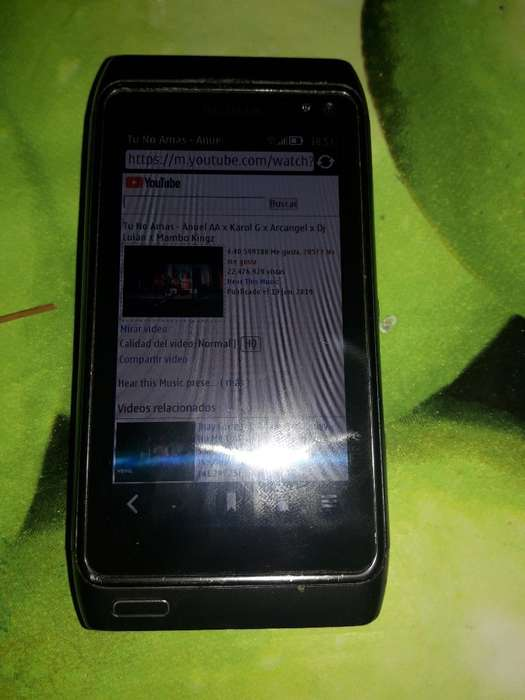 Nokia N8 para Personal