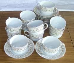 Ensaladera De Porcelana Verbano Juego De Loza Vintage