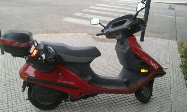 Honda Elite Ch 150 - Impecable Estado -vtv Al Dia!!- Titular