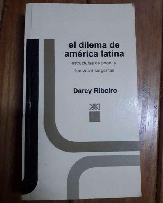 Libro nuevo. El dilema de América latina. Ribeiro, Darcy. Nuevo. Sociologia. Antropologia.