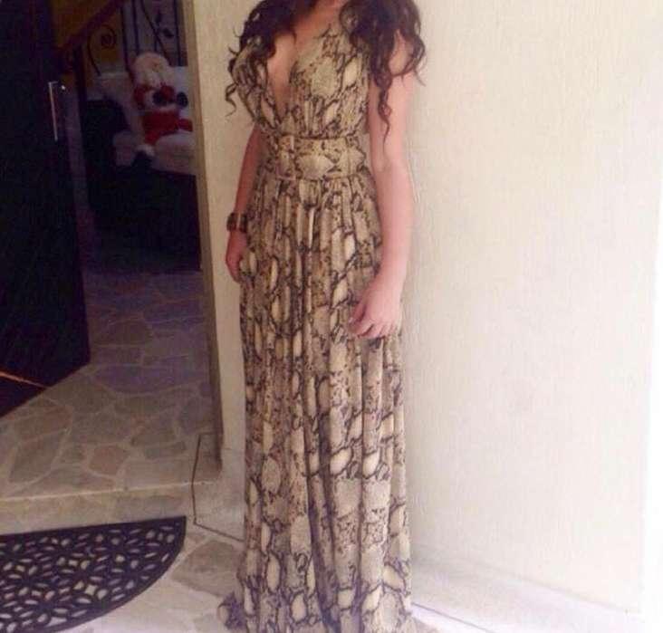 Vestido de Gala S-M