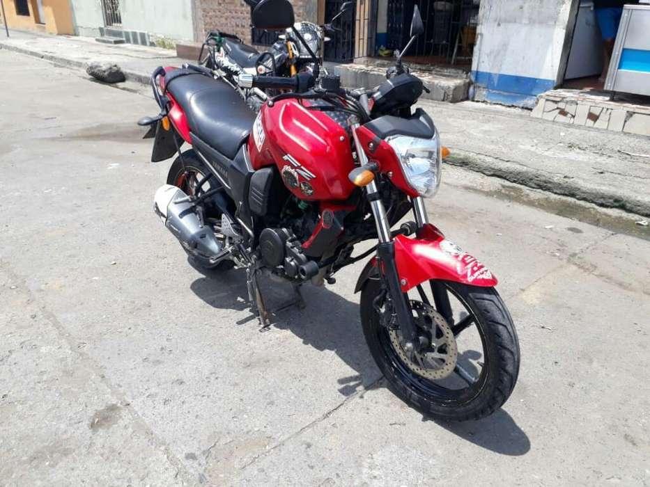 Moto <strong>yamaha</strong> Fz16 2014