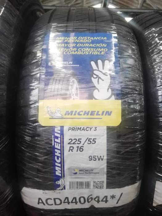 Llanta Michelin 225 55 R16 95w