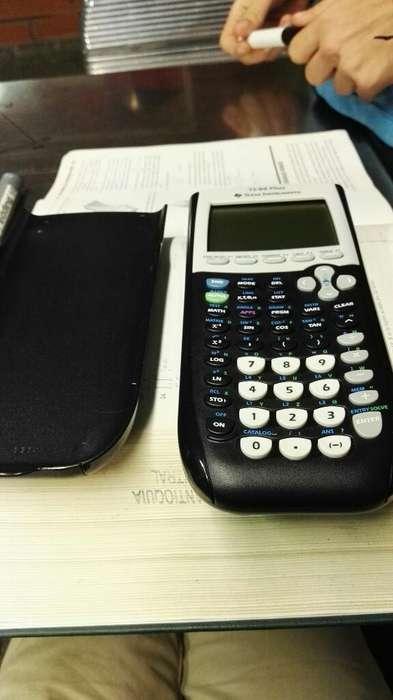 Calculadora Graficadora Ti84 Plus Texas