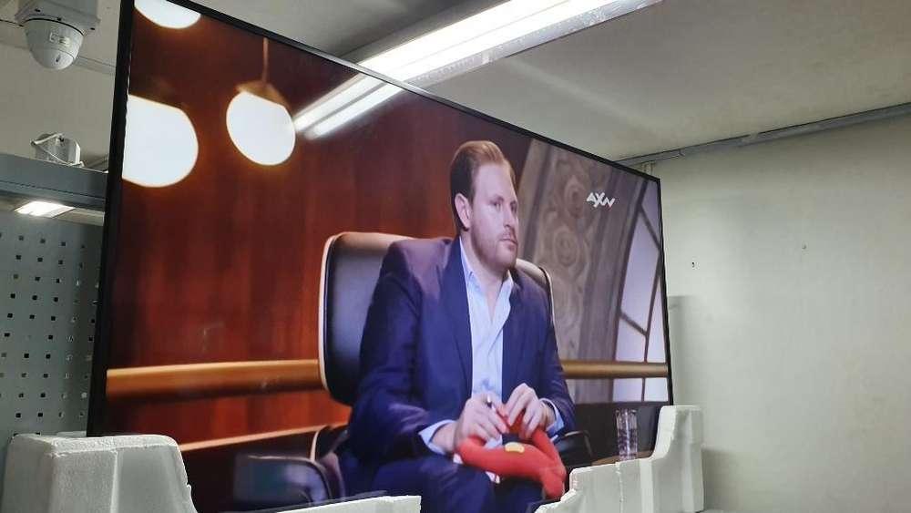 Vendo Tv Samsung Smar 4k de 65 P