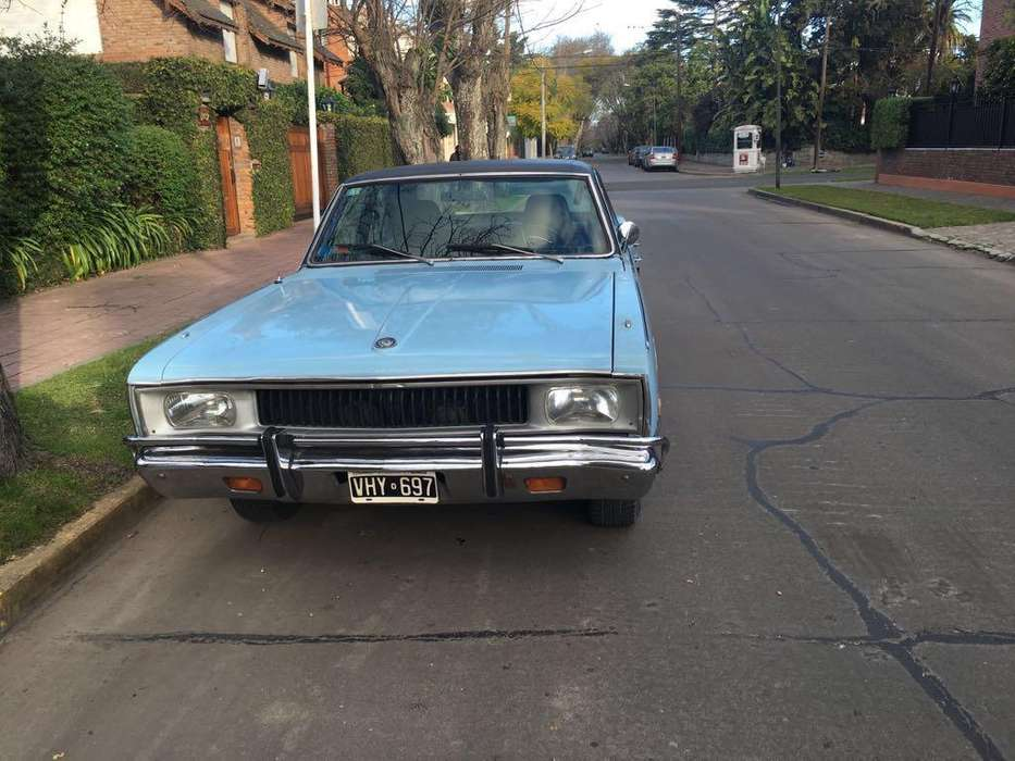 Dodge Otro 1977 - 100 km