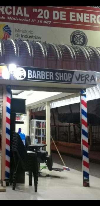Fuente de Trabajo en La Barber Shop Vera