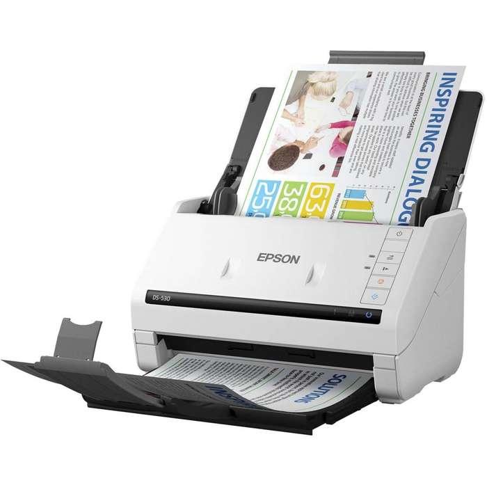Escáner de documentosEpson - DS-530