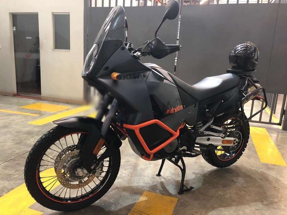 Vendo Ktm 990 Adventure Abs