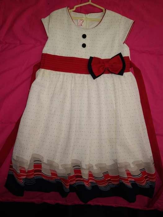 Vestido Fiesta Talla 8