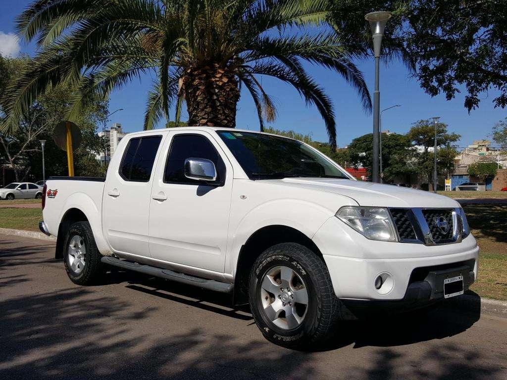 Nissan Frontier 4x4 LE UNICA!! 88.000km 2012 PERMUTO o CONTADO!