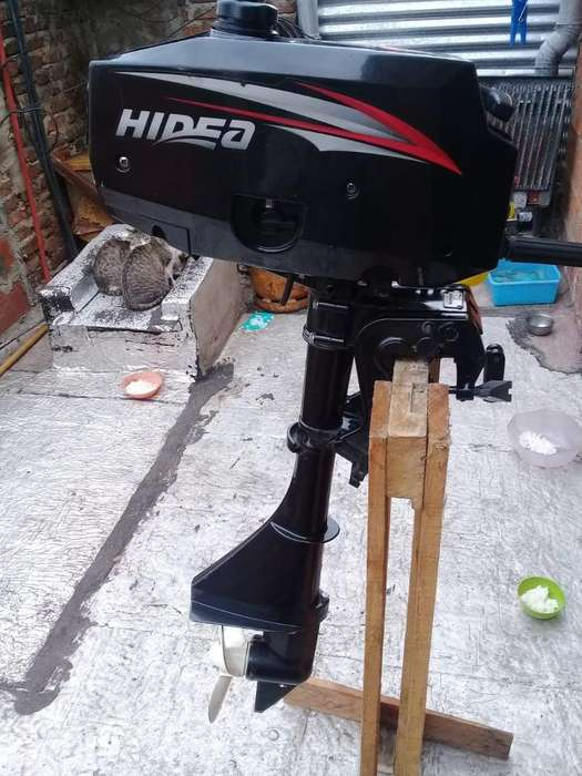 vendo motor idea 3.5hp modelo 2014