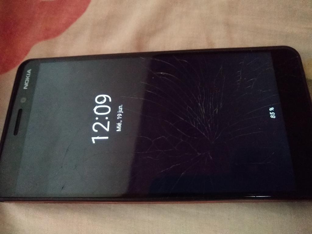 Vendo Celular Nokia 6.1 precio Negociabl