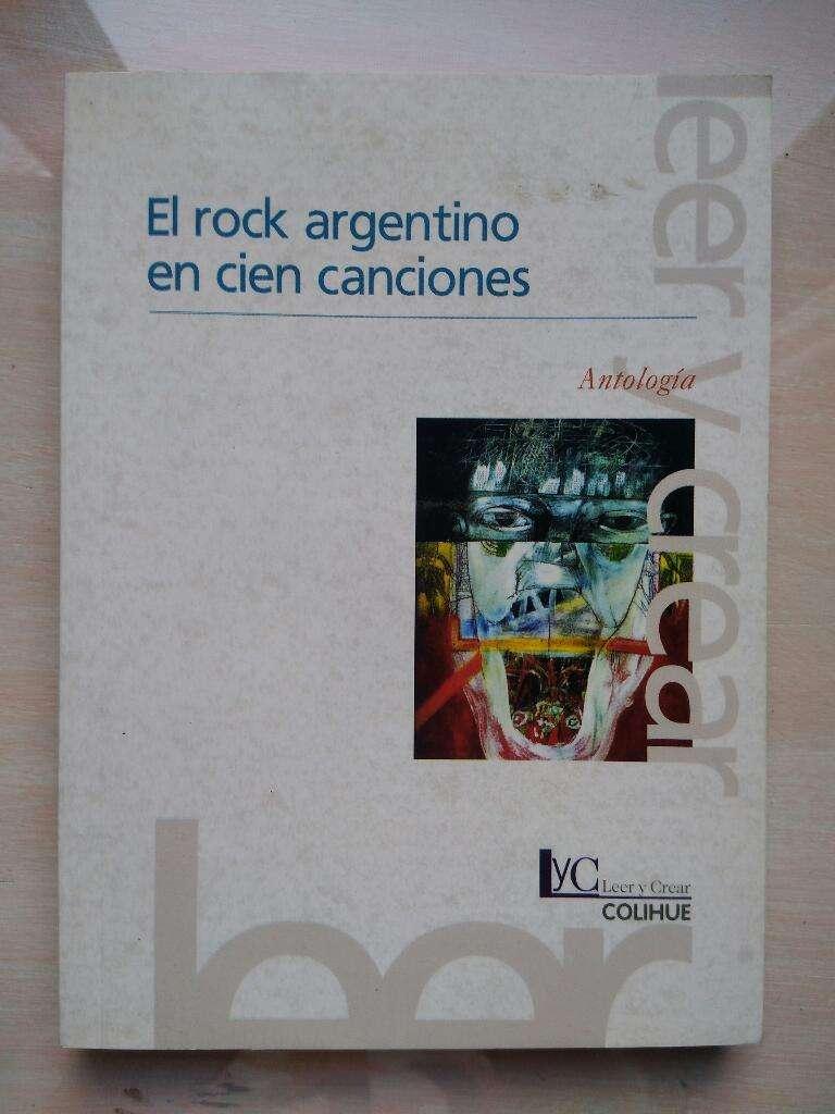 Libro El Rock Argentino en 100 Canciones