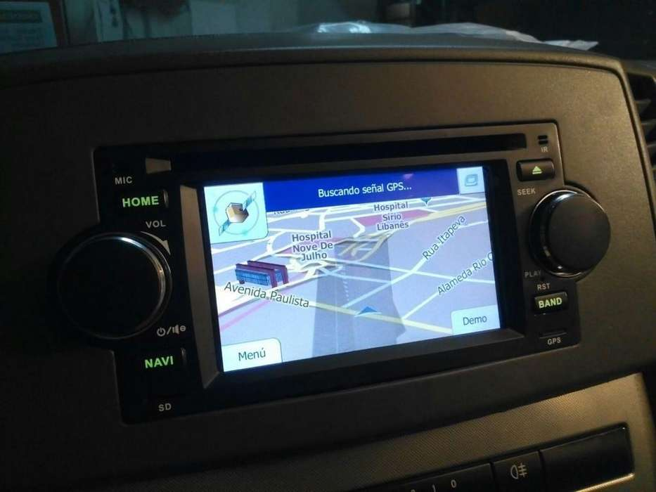 <strong>jeep</strong> GRAND CHEROKEE ESTEREO CENTRAL MULTIMEDIA STEREO CON ANDROID, GPS, BLUETOOTH