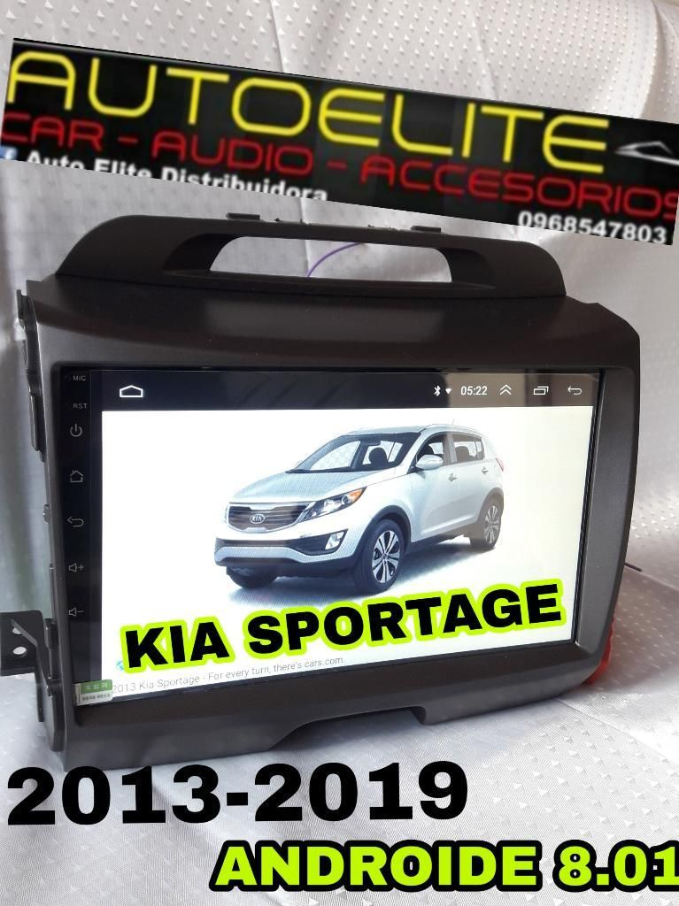 Kia Sportage R Pantalla Original 10 Plg