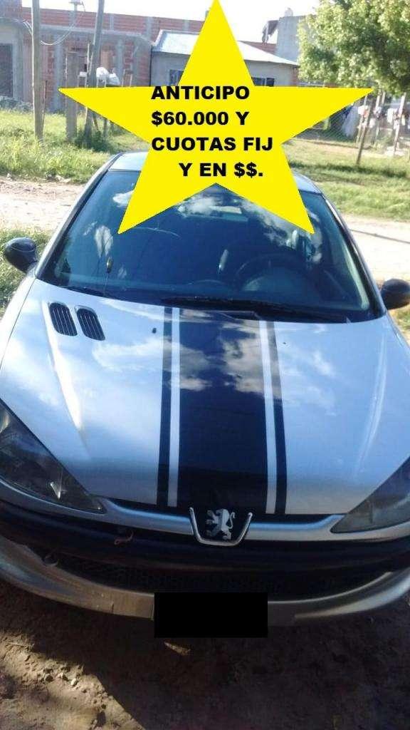 Peugeot 206 XR Premium 5P