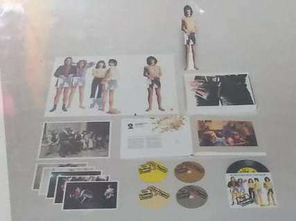Rolling Stones Sticky Fingers Super Deluxe Edition Box Set