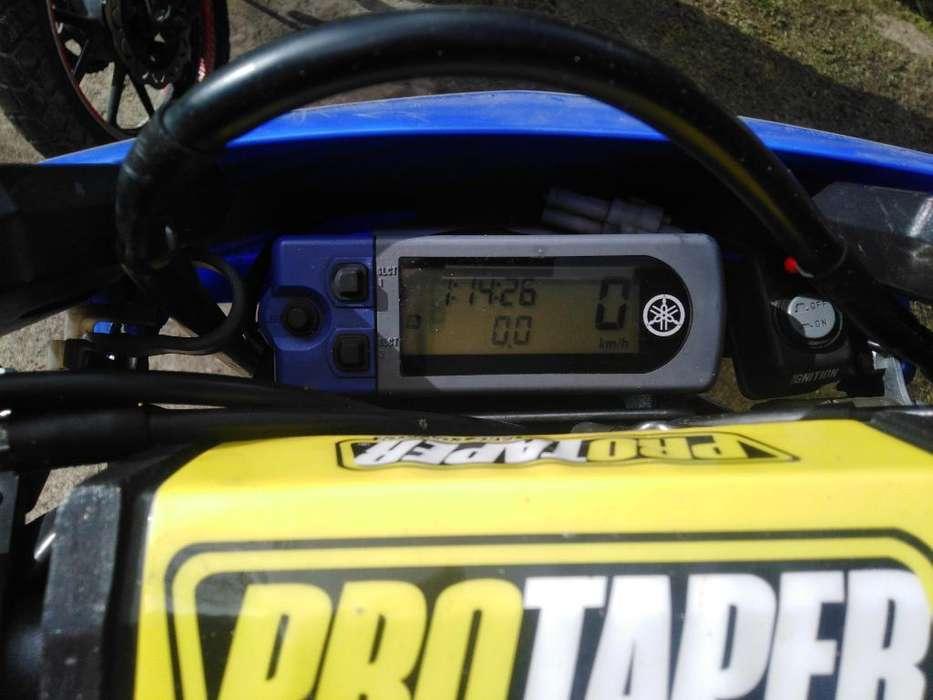 Vendo O Permuto Yamaha Wr450 Supermotard