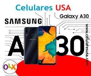 Samsung Galaxy A30 32gb 3gb Ram Tienda San Borja. Garantía.
