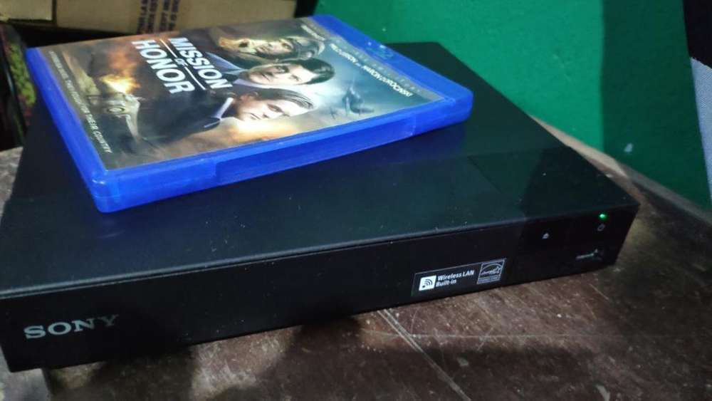 Reproductor Blue Ray Sony