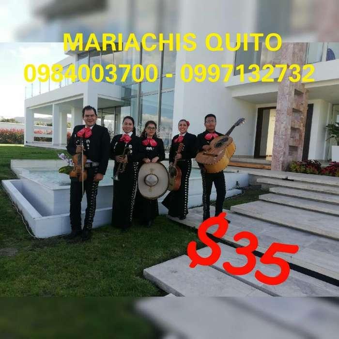 Mariachis Quito Norte Centro Sur Valles