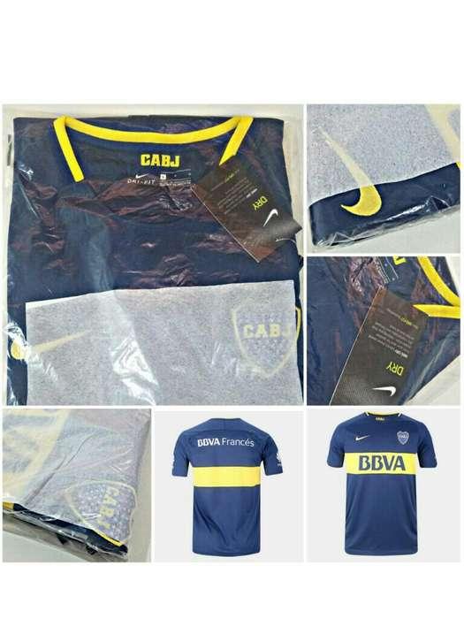 Camiseta Nike Boca Juniors Oficial