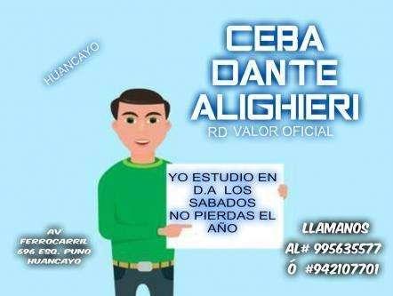 colegio sabados huancayo cel 995635577