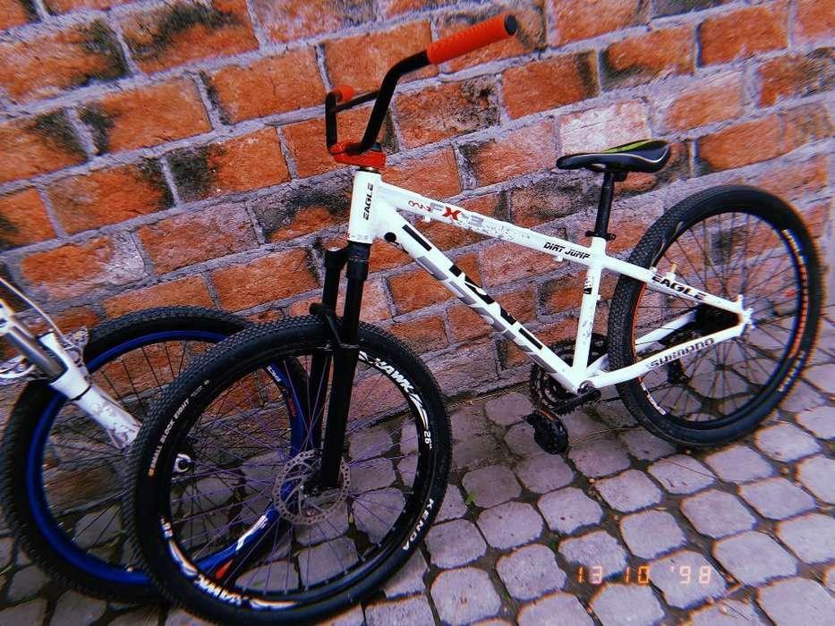 Bicicleta Montañera Eagle