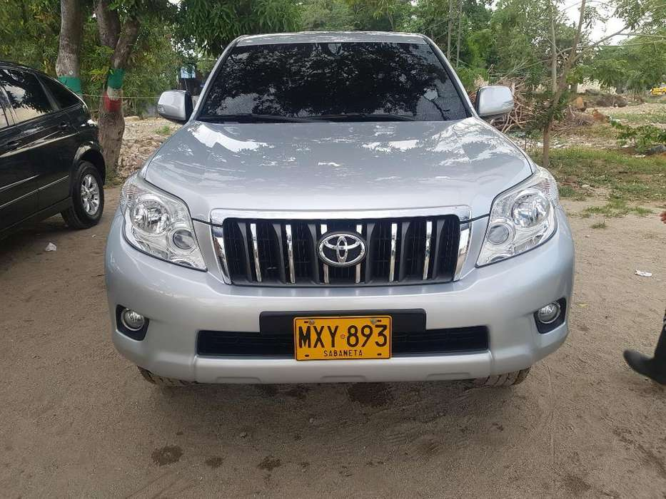 Toyota Land Cruiser Prado 2014 - 0 km